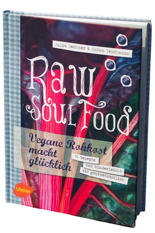 Foto: Raw Soul Food Buch